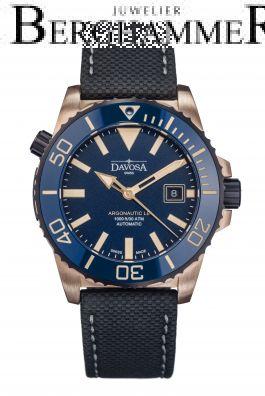 Davosa Diving Argonautic Bronze 42mm Automatic 161.581.45 Limitiert auf 300 Stück!