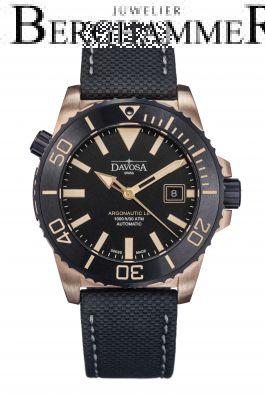 Davosa Diving Argonautic Bronze 42mm Automatic 161.581.55 Limitiert auf 300 Stück!