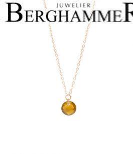 Bellissima Halskette 18kt Roségold 20201005