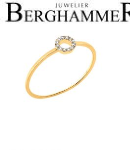 Bellissima Ring 18kt Gelbgold 21000101