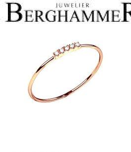 Bellissima Ring 18kt Roségold 21000124