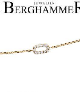 Bellissima Armband 18kt Gelbgold 21000137