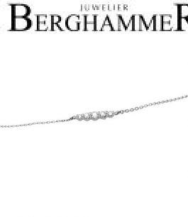 Bellissima Armband 18kt Weißgold 21000164