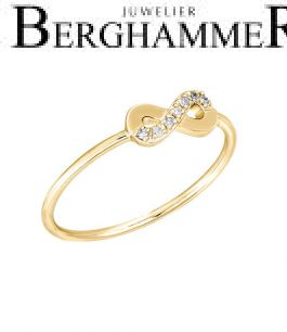Fiore Ring 14kt Gelbgold 21300170