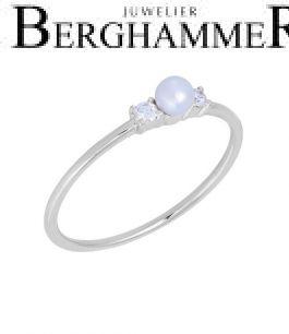 Bellissima Ring 18kt Weißgold 21300211