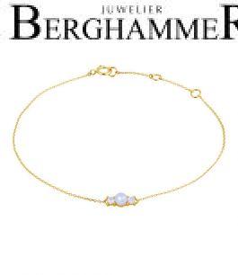 Bellissima Armband 18kt Gelbgold 21300215