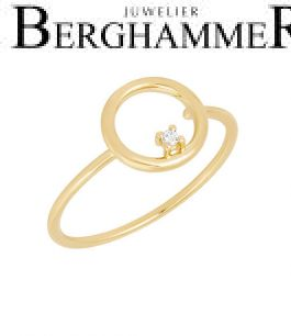 Bellissima Ring 18kt Gelbgold 21300224