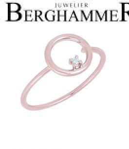 Bellissima Ring 18kt Roségold 21300225