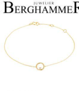 Bellissima Armband 18kt Gelbgold 21300227
