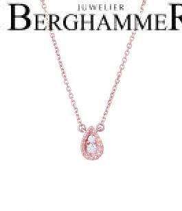 Bellissima Halskette 18kt Roségold 21300243