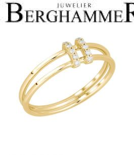 Bellissima Ring 18kt Gelbgold 21300248