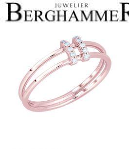 Bellissima Ring 18kt Roségold 21300249