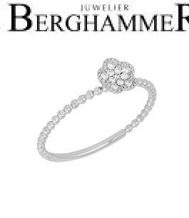 Bellissima Ring 18kt Weißgold 21300253