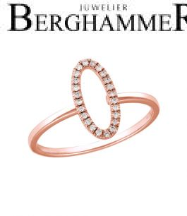 Bellissima Ring 18kt Roségold 21300266