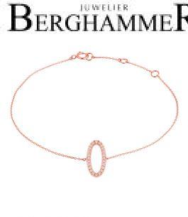 Bellissima Armband 18kt Roségold 21300269
