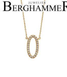Bellissima Halskette 18kt Gelbgold 21300271