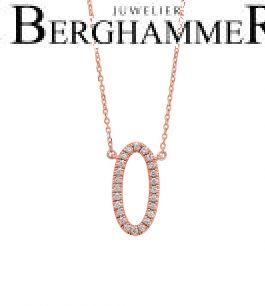Bellissima Halskette 18kt Roségold 21300272