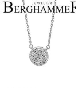 Bellissima Halskette 18kt Weißgold 21300279