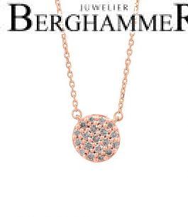 Bellissima Halskette 18kt Roségold 21300281