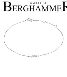 Bellissima Armband 18kt Weißgold 21300288