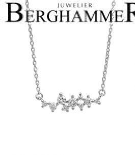 Bellissima Halskette 18kt Weißgold 21300291