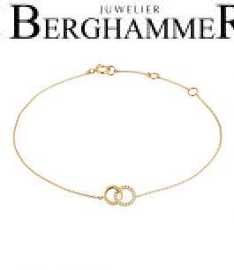 Bellissima Armband 18kt Gelbgold 21300301