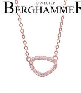 LaViida Halskette Fashion 925 Silber roségold vergoldet NLU641RG 40500118