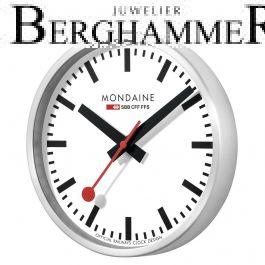 Mondaine Official Swiss Railways Wall Clock A990.CLOCK.16SBB