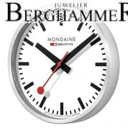 Mondaine Official Swiss Railways Wall Clock A995.CLOCK.16SBB