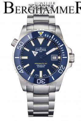 Davosa Diving Argonautic BG Automatic 43mm 161.522.04