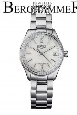 Davosa Executive Newton Lady Automatic 34mm 166.191.10