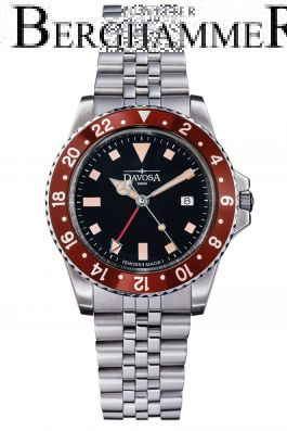 Davosa Diving Vintage Diver Quartz 39mm 163.500.60