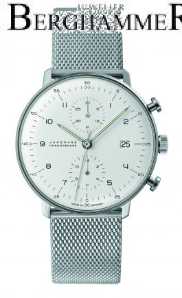 max bill Chronoscope 027/4003.48