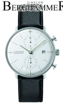 max bill Chronoscope 027/4600.04
