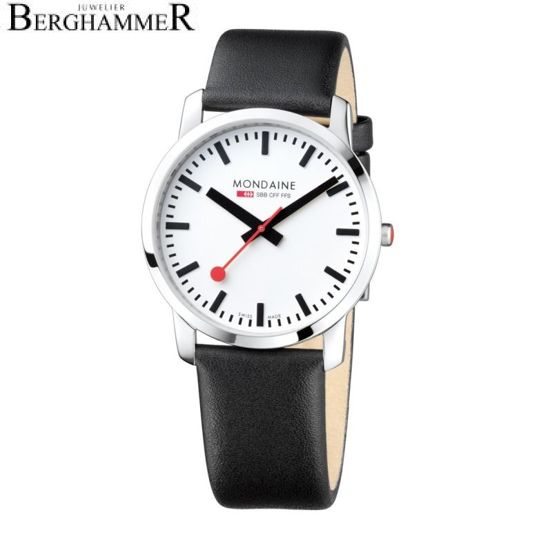 Mondaine Official Swiss Railways Simply Elegant A638.30350.11SBB