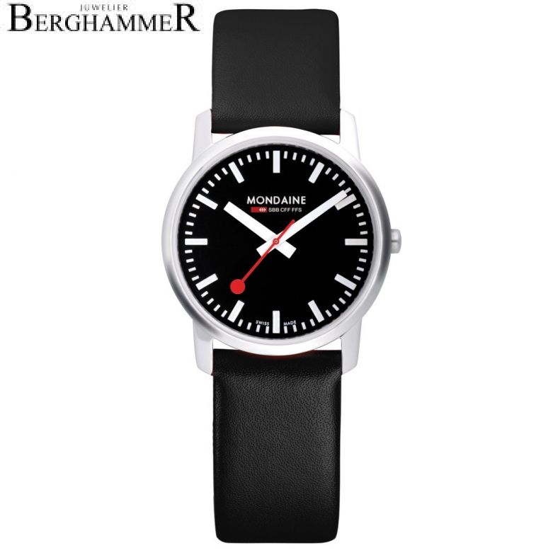 Mondaine Official Swiss Railways Simply Elegant A638.30350.14SBB