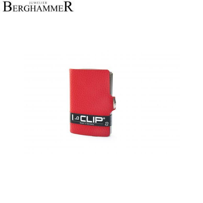 I-CLIP Rindsleder Rot 13405 4260169243069 iclip