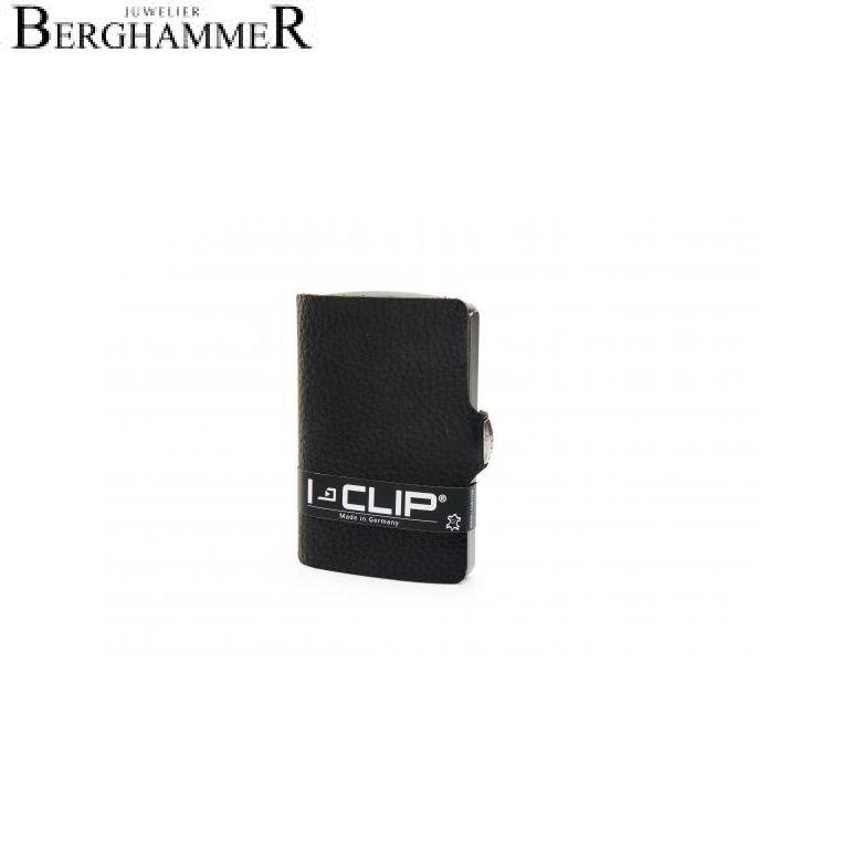 I-CLIP Rindsleder Schwarz 14111 4260169243618 iclip