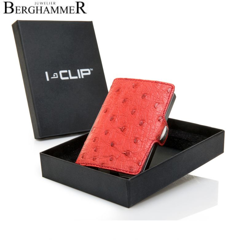 I-CLIP Exclusiv Strauss Rot 14294 4260169243793 iclip