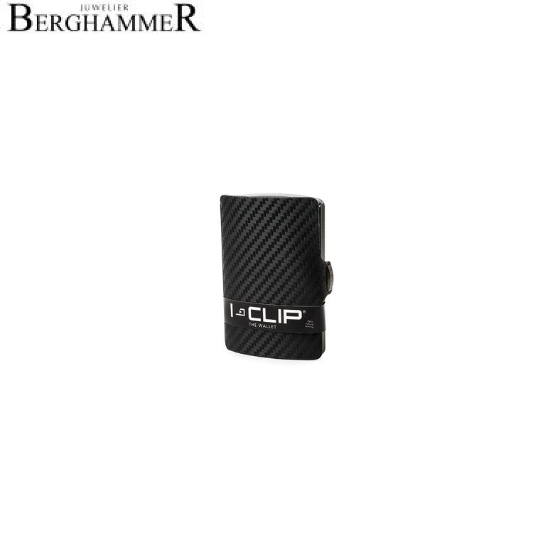I-CLIP GUN METAL CARBON schwarz 15136 4260169244721 iclip
