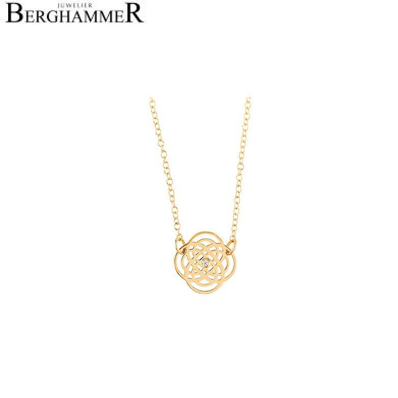 Bellissima Kette 18kt Gelbgold 20200381