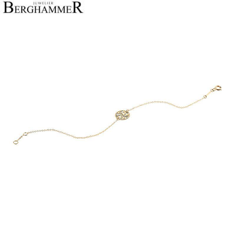 Bellissima Armband 18kt Gelbgold 20200391