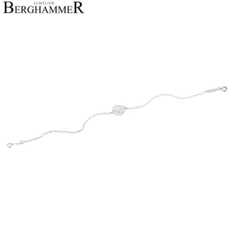 Bellissima Armband 18kt Weißgold 20200399