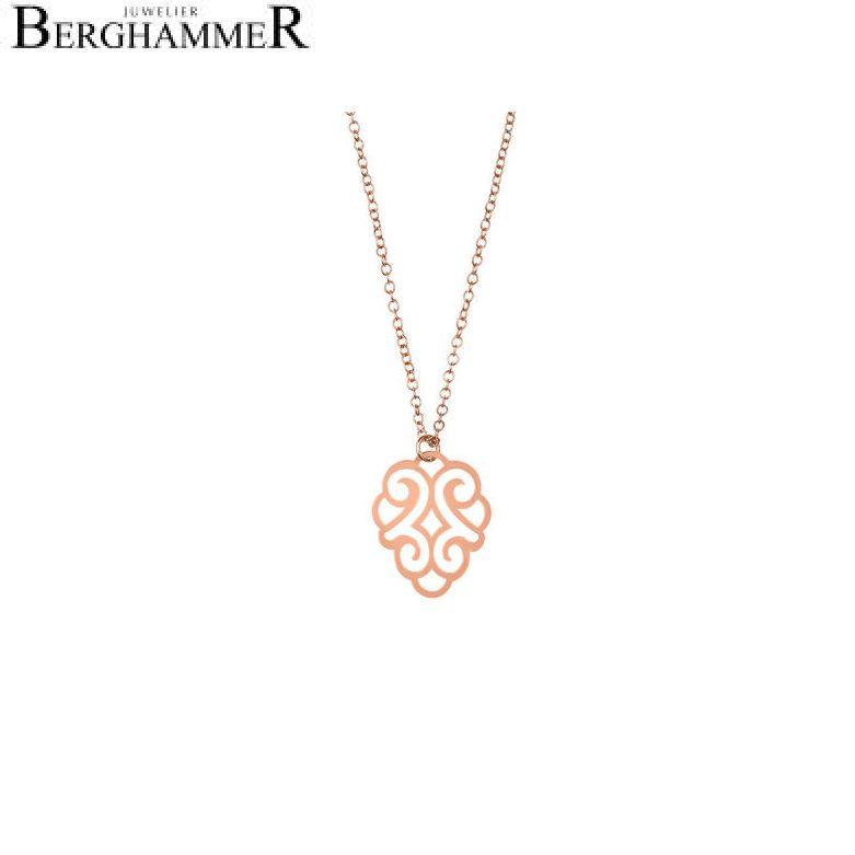 Bellissima Kette 18kt Roségold 20200437