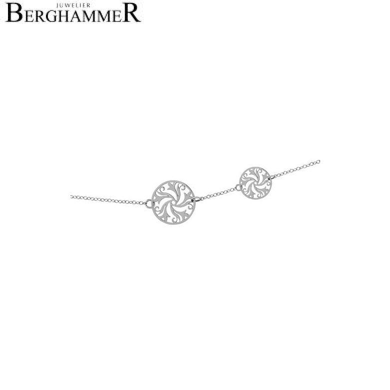 Bellissima Armband 18kt Weißgold 20200448