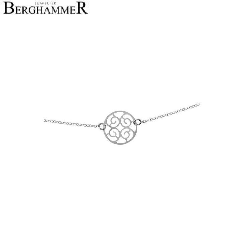 Bellissima Armband 18kt Weißgold 20200452
