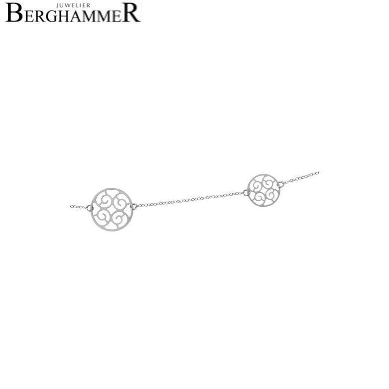 Bellissima Armband 18kt Weißgold 20200454
