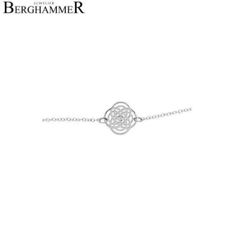 Bellissima Armband 18kt Weißgold 20200456