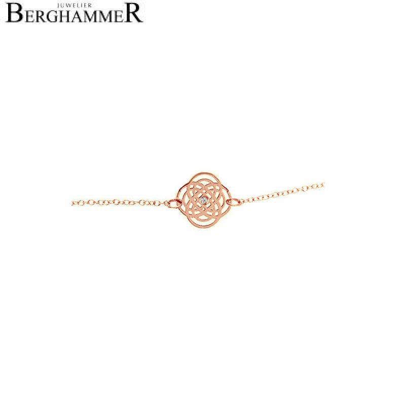 Bellissima Armband 18kt Roségold 20200457