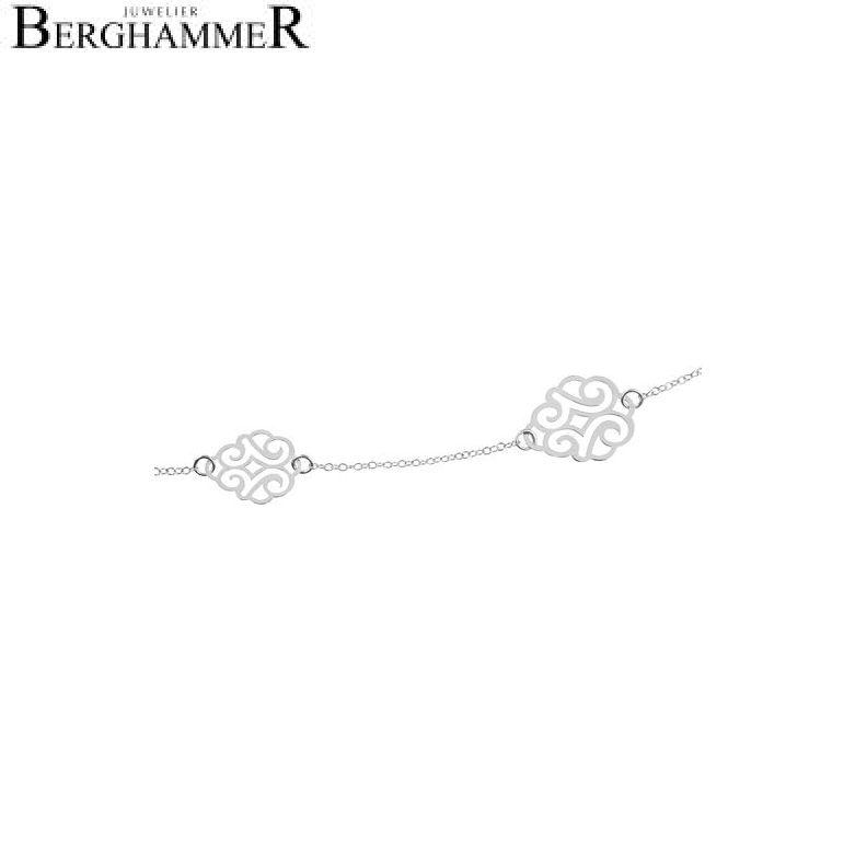Bellissima Armband 18kt Weißgold 20200460